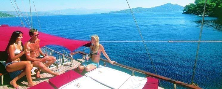 Luxury Gulet Yachts