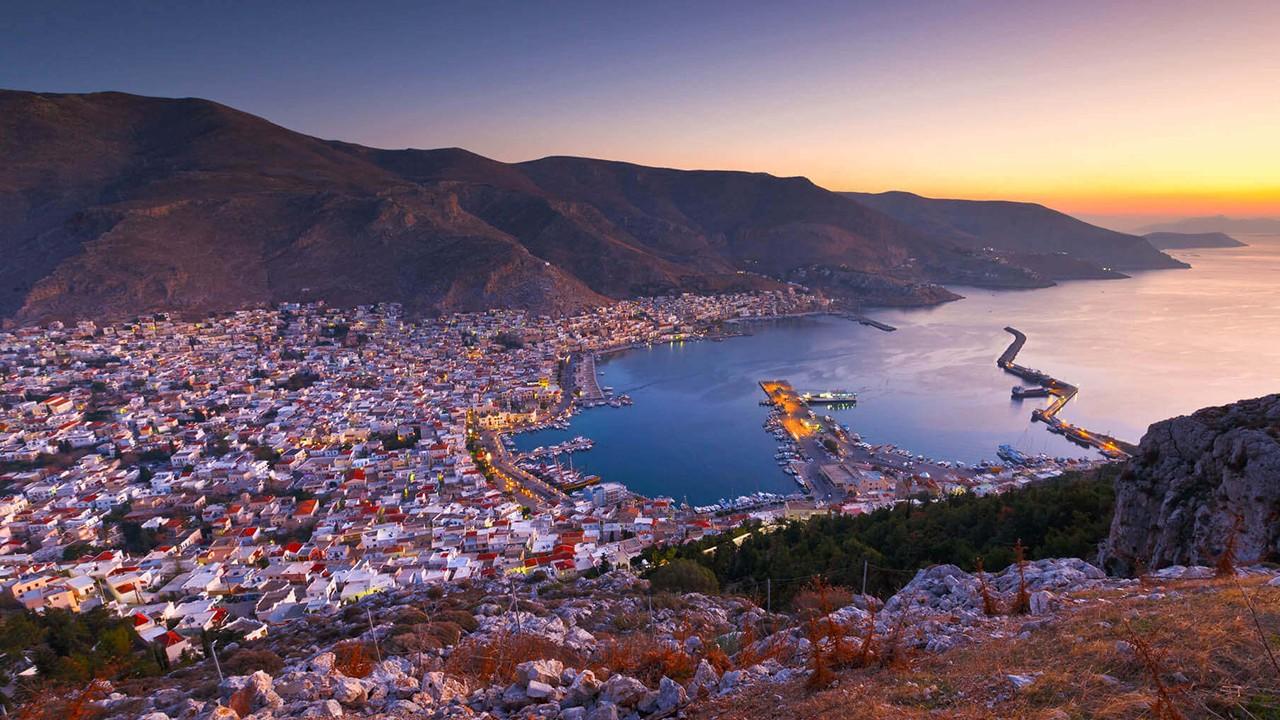 Bodrum naar Cycladen