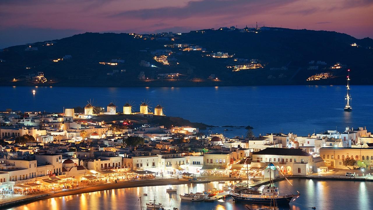 Bodrum naar Mykonos in 14 nachten
