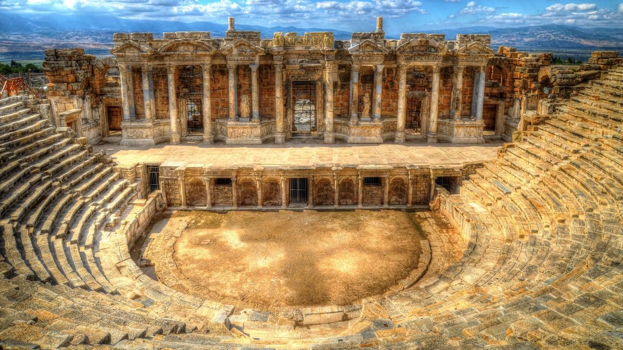 Een archeologische cruise van Bodrum naar Efeze