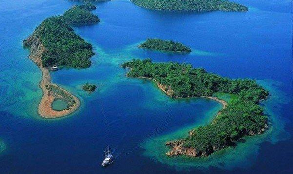 Fethiye Marmaris Mini Cruise