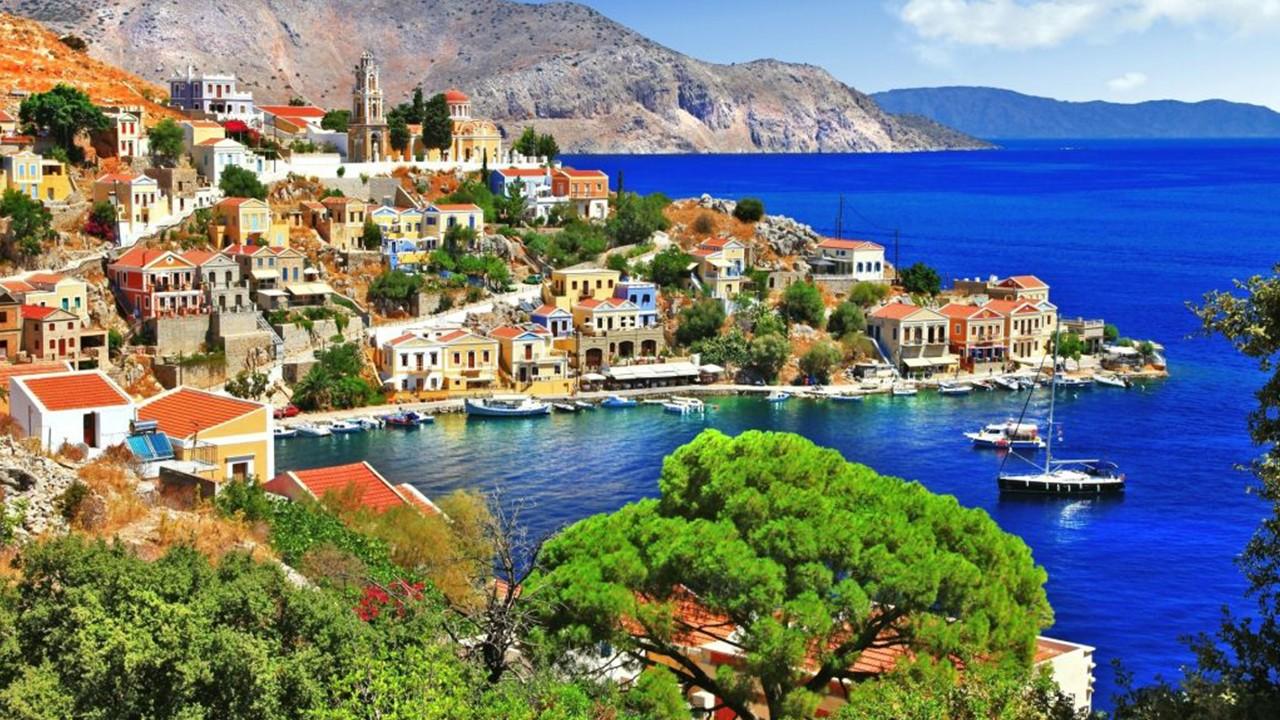 Marmaris naar Griekse eilanden