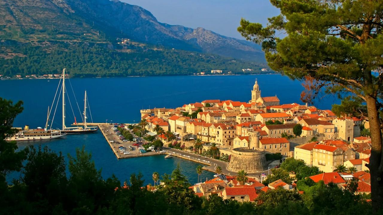 Split naar Dubrovnik