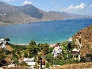 Eiland Amorgos