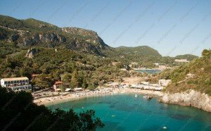 Eiland Corfu